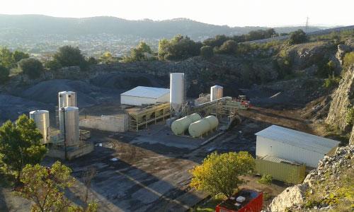 Site Industriel de Saint-Martin-de-Valgalgues (30)