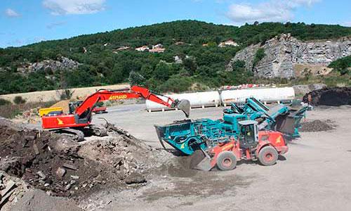 Site Industriel de l'Event à Saint-Martin-de-Valgalgues (30)